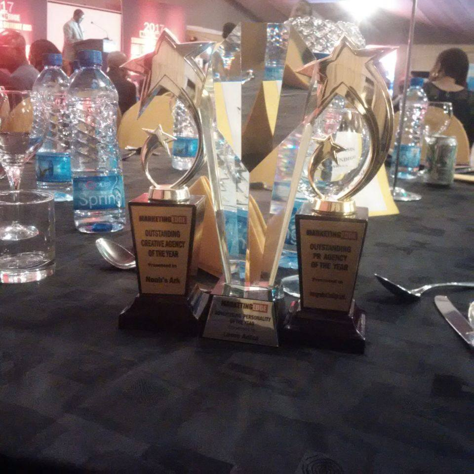 ...other awards recieved.